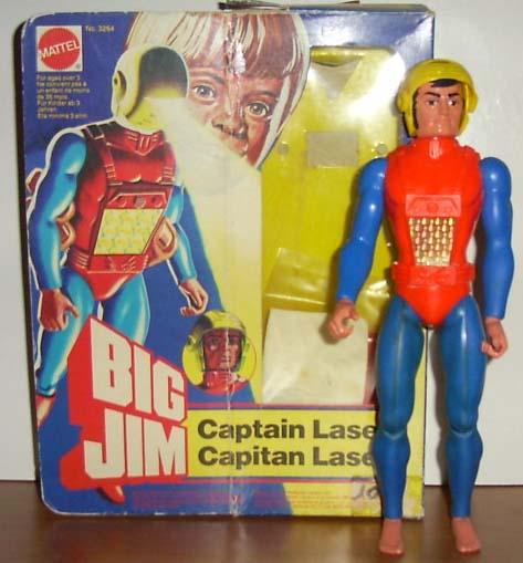 Big Jim Laser